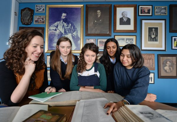 Withington Girls' School Archive Club