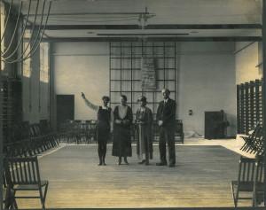 Gym Opening 1934