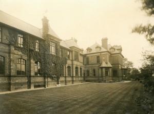 School Front 1931