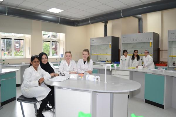 Chemistry Laboratory 2015