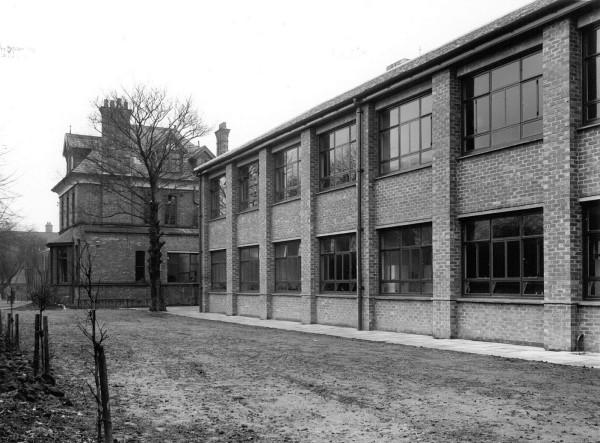 School Front 1955 2