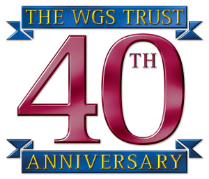 40th Anniversary of WGS Trust