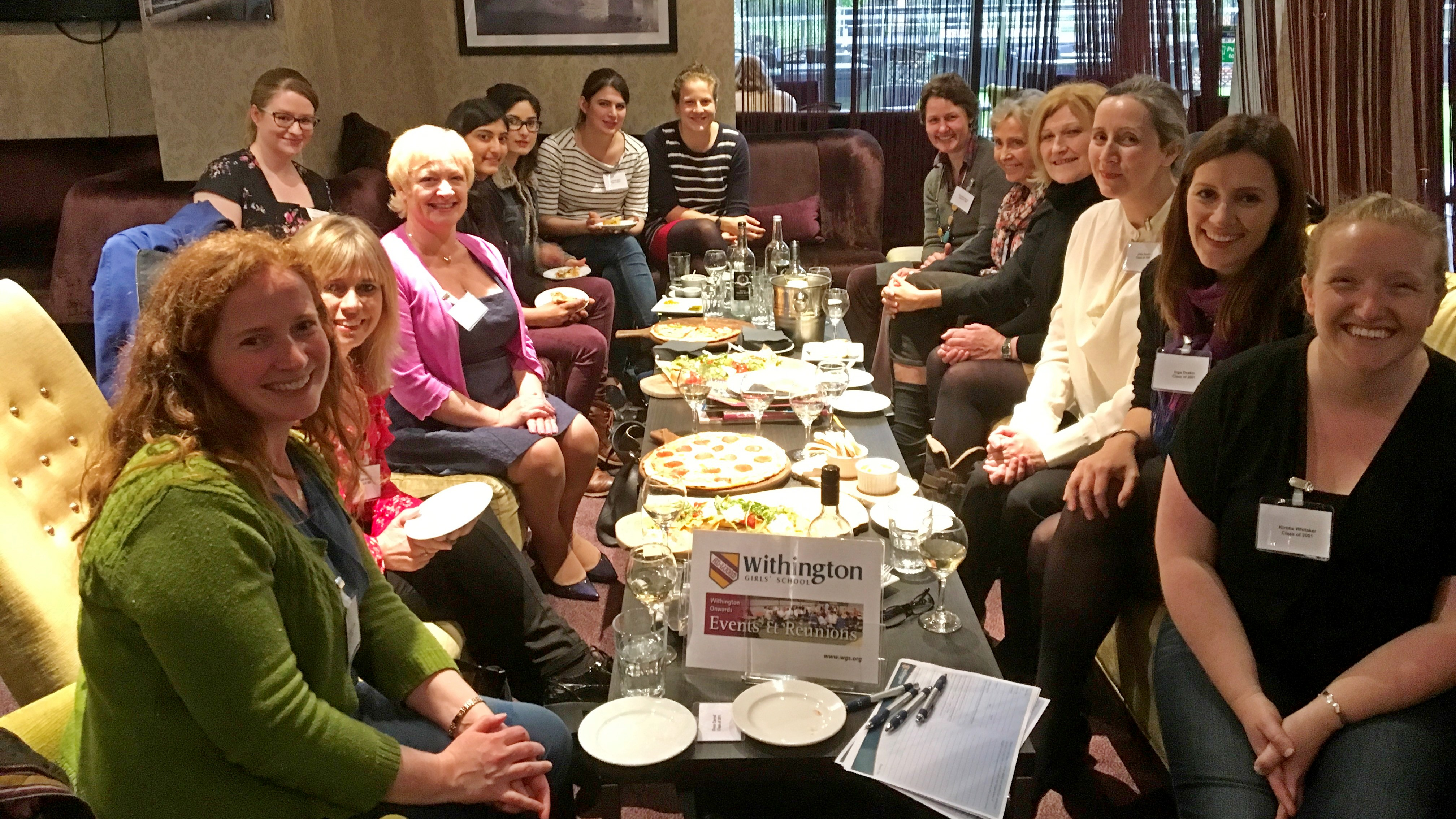WGS Alumnae Reunion Cambridge 2017