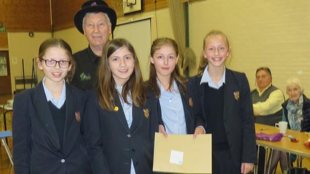 Kids' Lit Quiz Competition - Withington Girls' School
