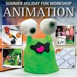 Animation Application Form - Children's Summer Activities 2018