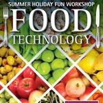 Food Technology Registration Form - Children's Summer Activities 2018