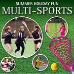 Multi Sports Application Form - Children's Summer Activities 2018