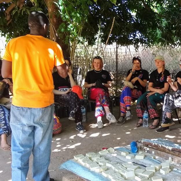 Withington Girls School Gambia18 1 - Allied Gardens Rec Center Summer Camp