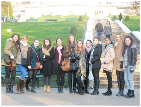 A Weekend In Paris Withington Girls School